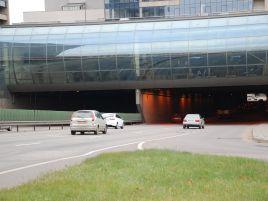 Tunelio ir transporto mazgo ties Mažvydo biblioteka statyba