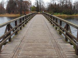 Trakų pilies tilto statyba ir rekonstrukcija