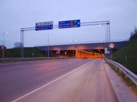 Vakarinio aplinkkelio tunelinio viaduko statyba