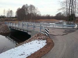 Tilto per Musės upę Širvintų rajone rekonstrukcija