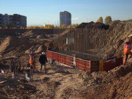 Vilniaus vakarinio aplinkkelio pietinės jungties viaduko statyba