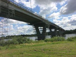 Tilto per Nemuną kapitalinis remontas (kelias Nr. 137)