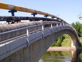Komunikacijų-pėsčiųjų tilto per ŠEC-2a Vilniuje rekonstrukcija