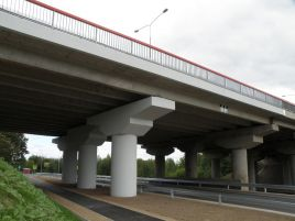 Reconstruction of Palemonas viaduct in Kaunas