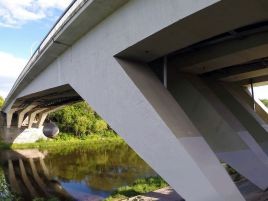 Žirmūnų tilto Vilniuje statyba ir rekonstrukcija