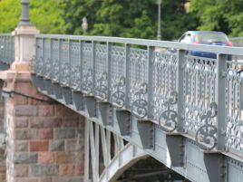 Žvėryno tilto Vilniuje rekonstrukcija
