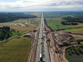 Valstybinės reikšmės magistralinio kelio A1 nuo 10,0 iki 95,0 km rekosnstravimas