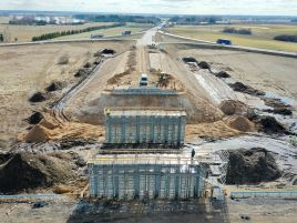 Dviejų lygių sankryžos rekonstrukcija Panevėžio aplinkkelyje